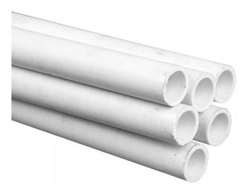 Tubo Electricidad Conduit Pvc 1/2 A 3 Mts 2 Mm