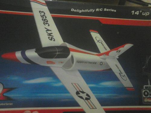 Vendo Avion A Control Remoto Nuevo En Su Caja / Oferta