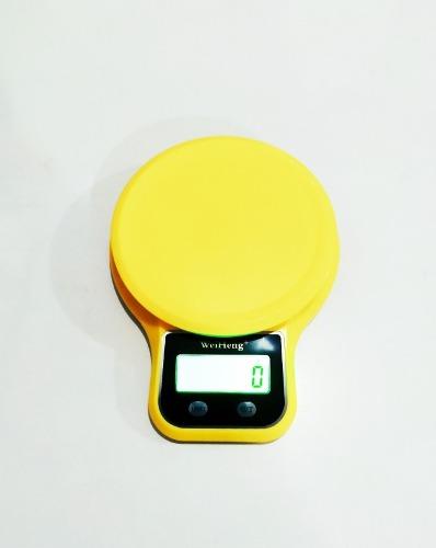 Balanza Peso Digital Cocina 5kg (Tienda Física)
