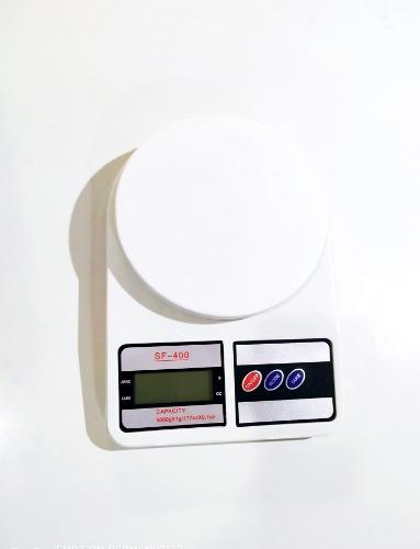 Balanza Peso Digital De Cocina 7y 10kg (somos Tienda Fisica)