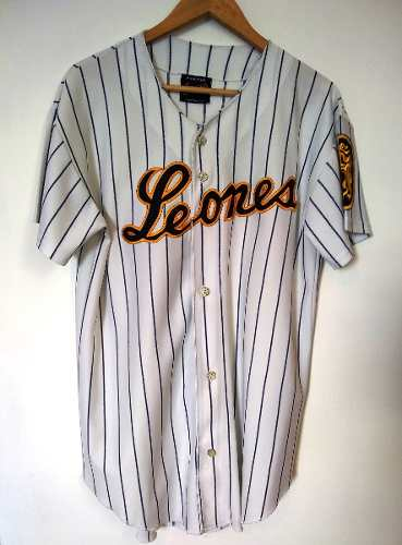 Camisa Leones Del Caracas Original Home Club