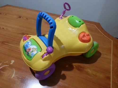 Carrito Carro Andadera Playskool Para Niños Y Niñas