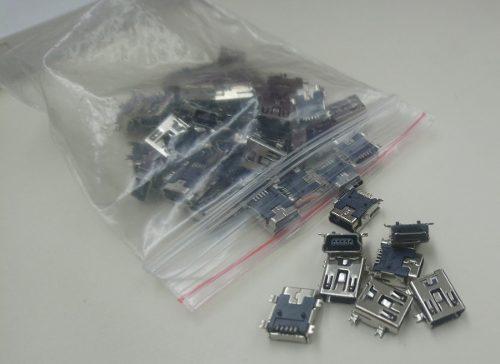 Conector Pin De Carga X 2 Para Celulares, Mp3, Mp4 Y Otros