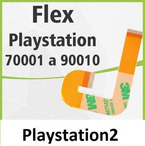 Flex Para El Laser (Lente) De Ps2 90000 Y 70000 Tipo (G)