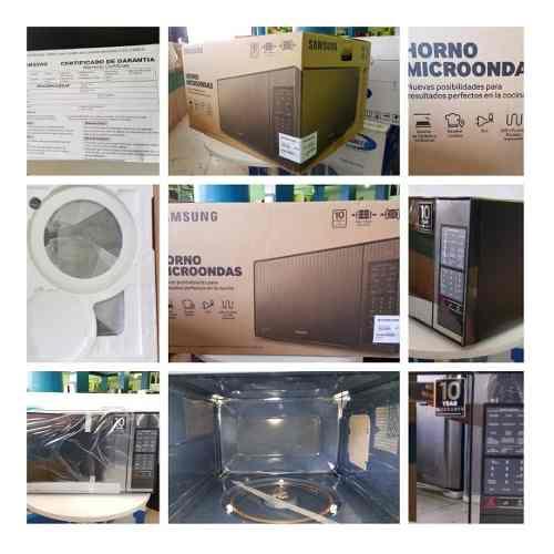 Horno Microondas Samsung Ceramic Inside 40litros 1.4cuf