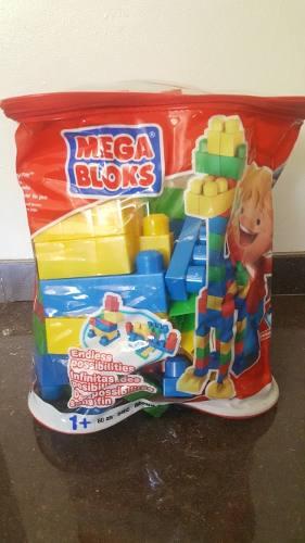 Lego Mega Blocks De 80 Piezas