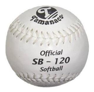 Pelota De Softbol Tamanaco Sb120