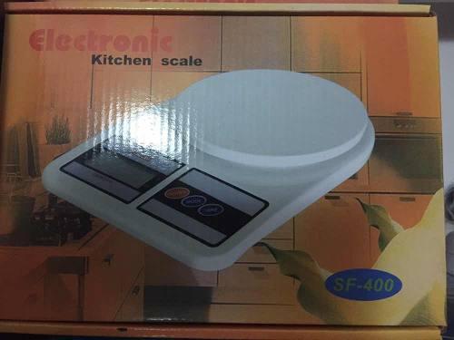 Peso Electrónico De Cocina 10 Kilos