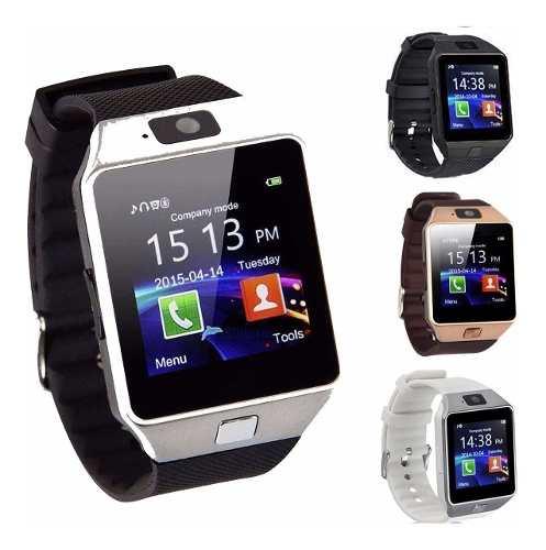 Reloj Celular Inteligente Smartwatch Dz09 Android iPhone