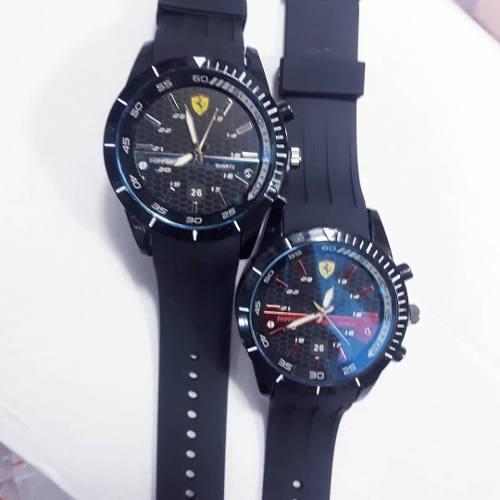 Reloj Ferrari, Victorinox, Puma, Ck, adidas Para Caballero