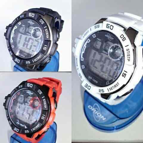 Reloj Orion Unisex Original Sumergible 100 Metros 20us