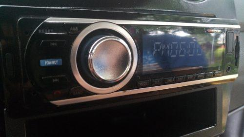Reproductor Xo Vision. Modelo Xd107 Bluetooth Radio Usb Aux
