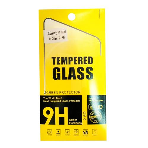 Vidrio Templado Telefono Samsung S4 Mini Glass Temepered