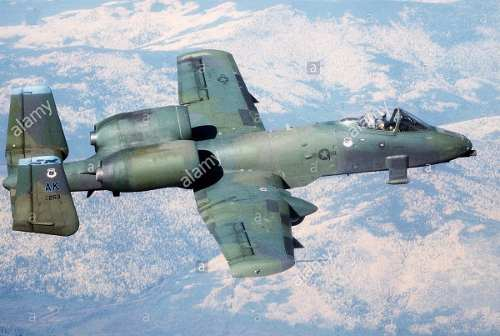 Avion A Escala 1/48fairchild Republic A-10 Thunderbolt Ii