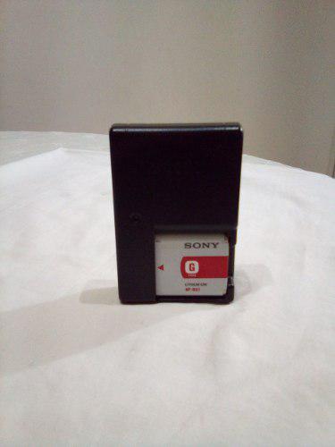 Bateria Recargable Sony De Litio