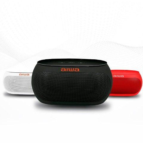 Corneta Portatil Con Bluetooth Y Micro Sd Aiwa Tienda Fisica