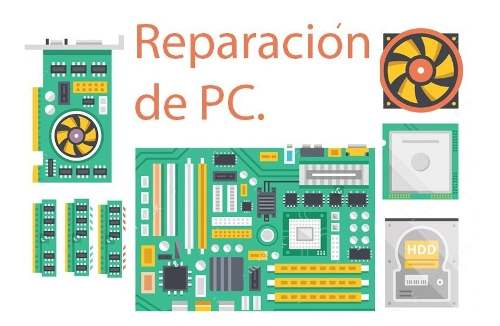 Curso Armado Y Reparacion De Computadoras