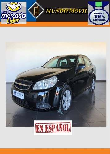 Manual De Servicio Taller Chevrolet Epica  Español