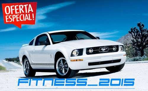Manual De Servicio Taller Ford Mustang