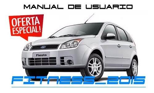 Manual De Usuario Ford Fiesta Max En Español