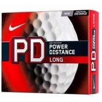 Pelota Bola De Golf Nike Roja Gl0553 (set 3 Pelotas) L3o