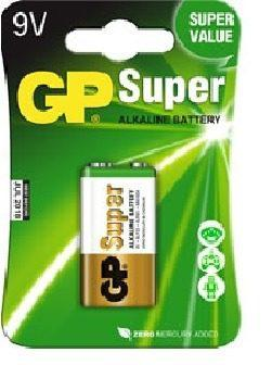 Pila Bateria 9v Gp Super Alcalina