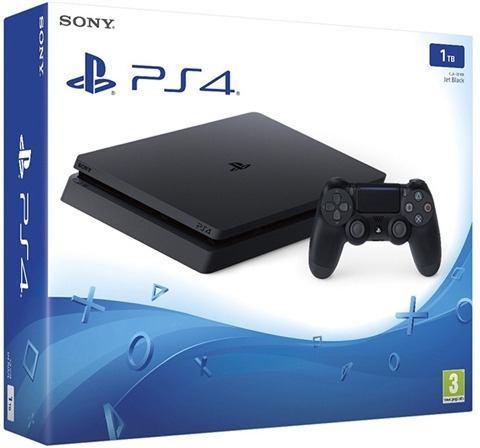 Playstation 4 Slim 1 Tb, Totalmente Nuevo En Caja Sellada