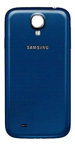 Tapa Trasera Para Samsung S4 Azul Blanca Bagc