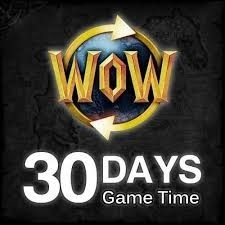Wow 30 Días De Juego - World Of Warcraft