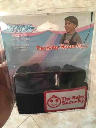 Arnés De Seguridad Para Bebé