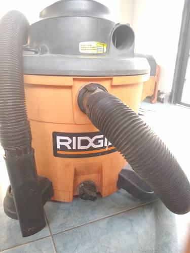 Aspiradora Ridgid De 16 Galones Y Motor 5hp