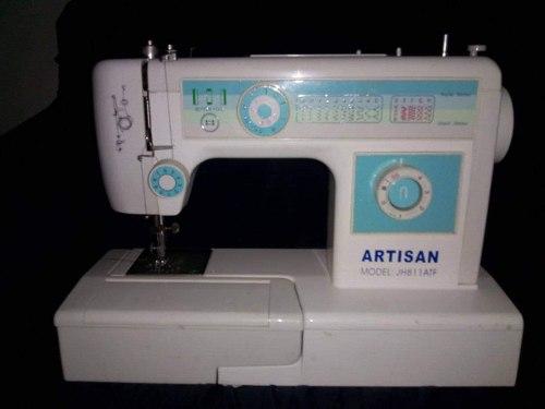 Maquina De Coser Artisan Como Nueva