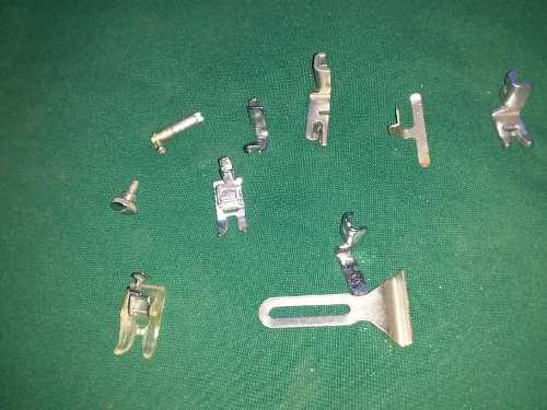 Maquinas De Coser Pie Varios Modelos