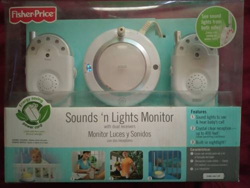 Monitor Para Bebés Fisher Price