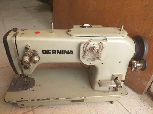 Oferta Maquina De Coser Industrial Bernina  Disney