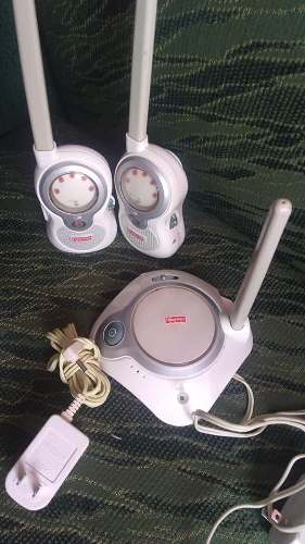 Radio Transmisor Monitor Fisher Price Con Luz