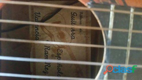 vendo dos guitarras Ramirez y Contreras