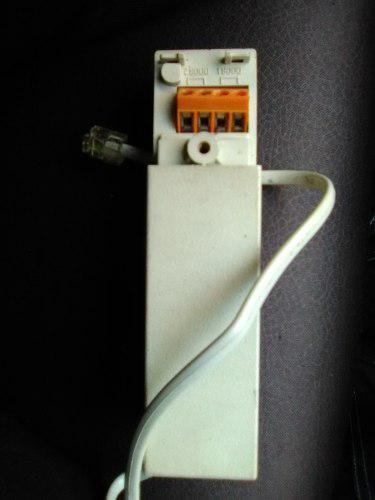 Adaptador Panasonic Kx T30866 Para Abridor De Puertas Usado