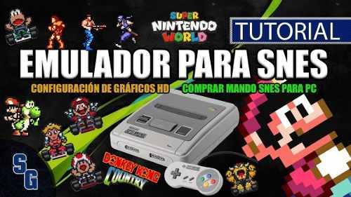 Emulador De Super Nintendo En Fisico Con 900 Juegos