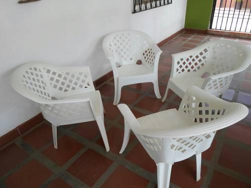 Juego De Sillas Para Jardín Marca Progarden