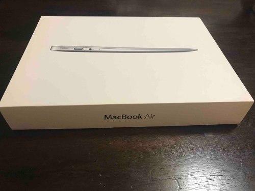 Macbook Air 13 I5 Ssd 250 Gb Como Nueva En Su Caja
