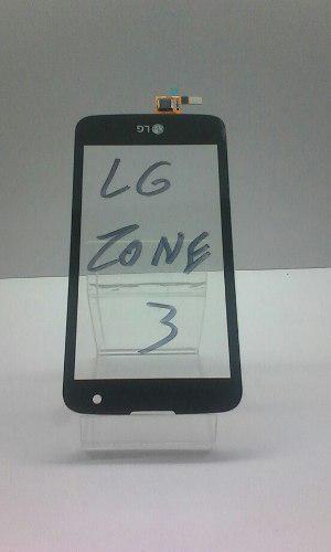 Mica Tactil Lg Zone 3 K4 (vs425) / (k120 Original Instalada.