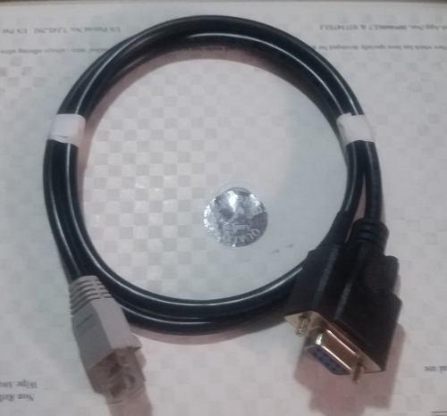 Cable Serial Punto De Venta Verifone Modelos 510-520-570