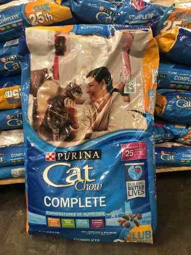Comida Para Gatos Cat Chow Importada