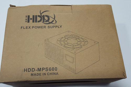 Fuente De Poder Hdd Micro-atx Conectores Sata