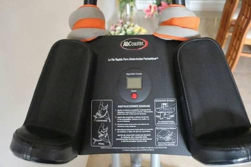 Maquina Para Hacer Ejercicios Ab Coaster