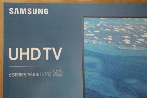 Smartv Samsung 4k De 50