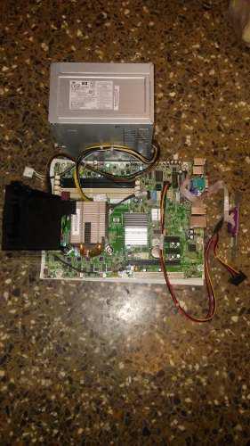 Tarjeta Madre Hp Compaq 6005 Pro Microtower Con Fuente Power