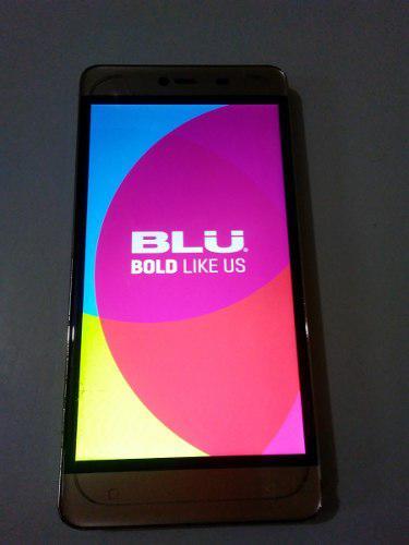 Teléfono Celular Blu Usado.