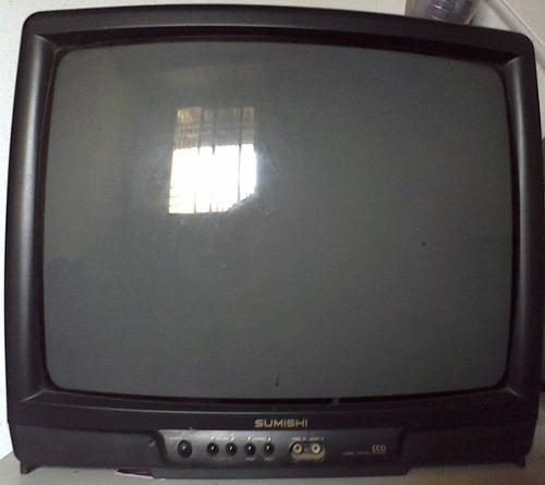 Tv 21 Marca Sumishi (Ver Descripcion)